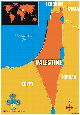 "Israel is ""wiped off the map"" (Ps 83:4) by an utopian ""Palestine."""