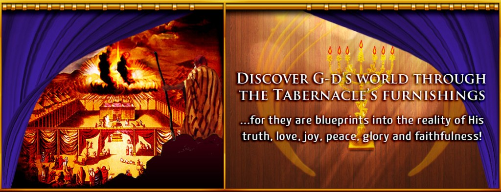 The Tabernacle Furniture & Meanings