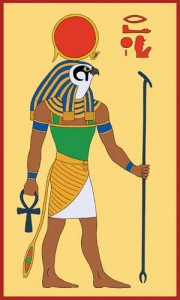 Egyptian_God_Ra_by_Tutankhamun