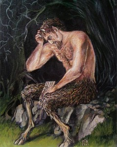 satyr-panpipes