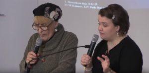 Fin-my interpreter Kirsi Saarikalle-Njoku