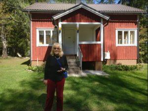 Finland- Pirjo's summer house