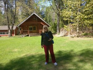 Finland - Summer house & Elinor
