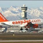 Malpensa airport Easy Jet