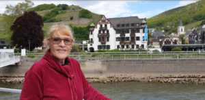 Rheinfahrt Elinor