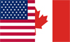 Click on the USA-Canada flag to read the report for this country.