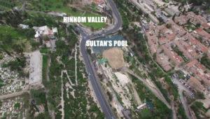 Sultan's Pool - Hinnom Valley