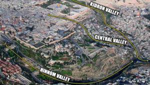 Valleys of Jerusalem